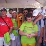 premiazione calcio a 5 disabili Dir-p