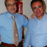 FRANCESCO RICCI E FRANCO NATILLA